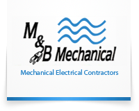 M&B Mechanical Electrical Contractors |   The District at Apache